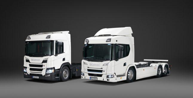 Scania BEV & PHEV