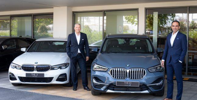 Siemens - BMW