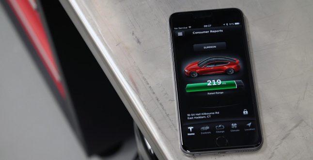 Tesla App
