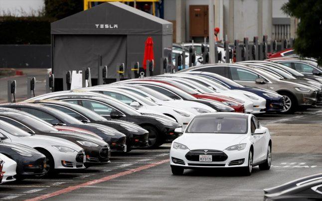 Αποστολές ρεκόρ για την Tesla στο τέταρτο τρίμηνο του 2020