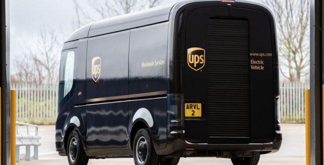 Ερευνητές καταφέρνουν να φορτίσουν ασύρματα φορτηγάκι της UPS