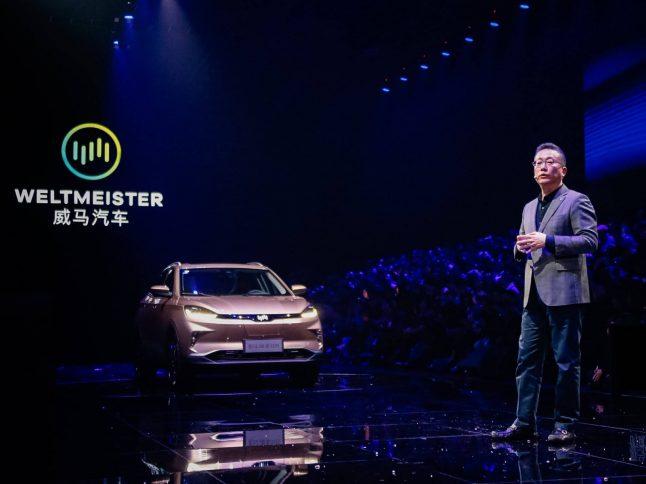 WM Motor CEO / Freeman Shen