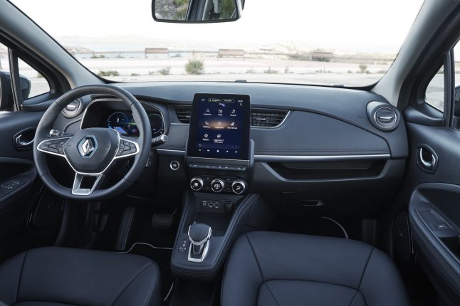 Renault Zoe / LG
